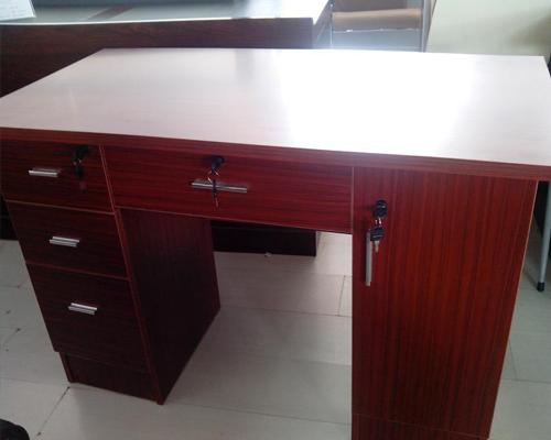 1.2米红色电脑桌