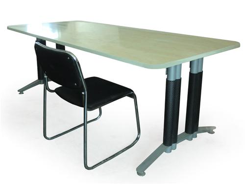 2.4米圆角会议桌