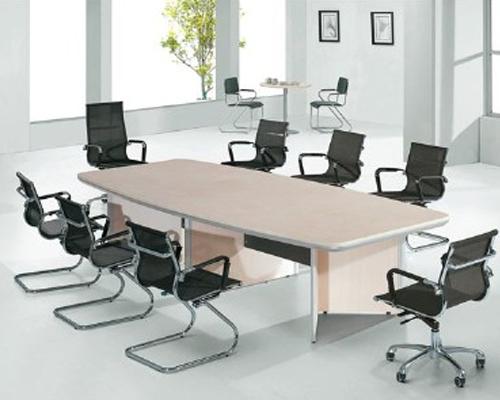 3.2米板式会议桌