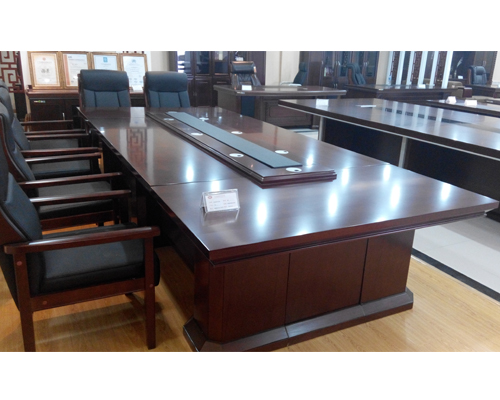 4.8米长油漆会议桌