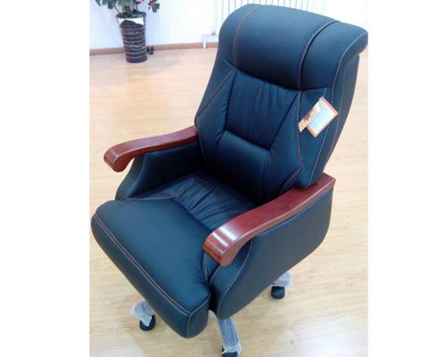 牛皮老板椅
