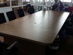 高档板式会议桌